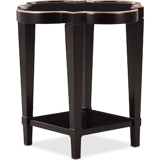 Cardozo End Table - Ebony