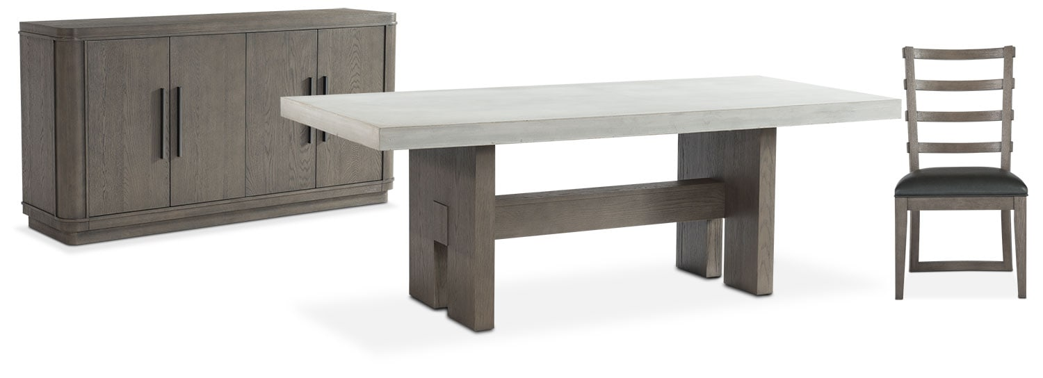 The Malibu Dining Collection