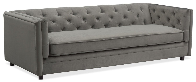 Gabe Sofa - Flannel