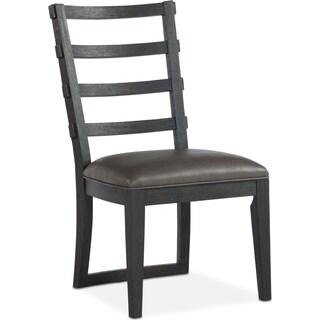 Malibu Side Chair - Umber