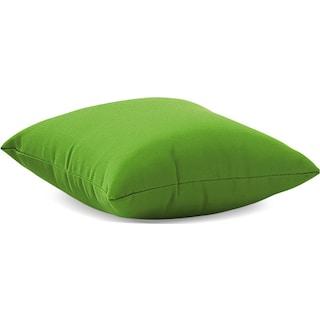 Myla Outdoor Pillow - Green