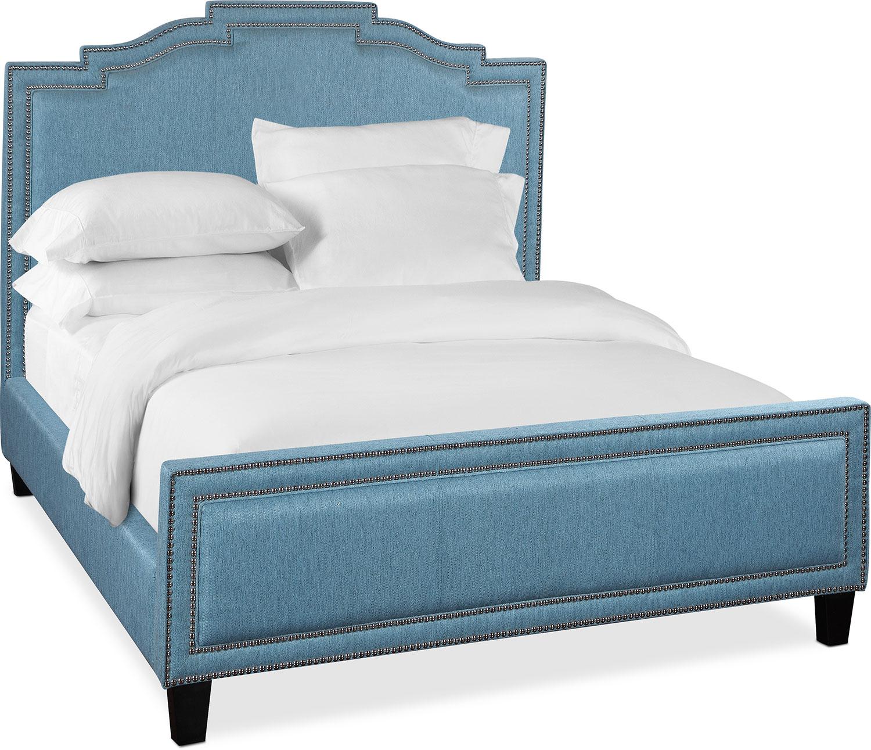 Bedroom Furniture - Tina Upholstered Bed