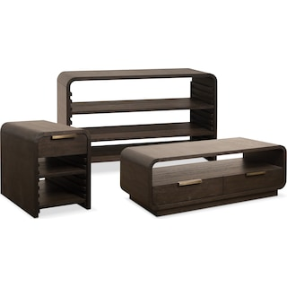The Malibu Occasional Table Collection