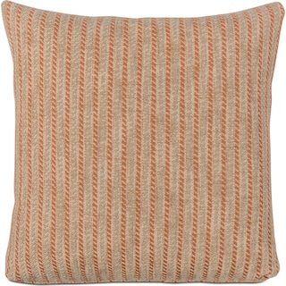 Broderick Decorative Pillow - Orange