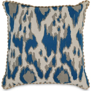 Chapala Decorative Pillow - Marine