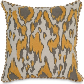 Chapala Decorative Pillow - Mango