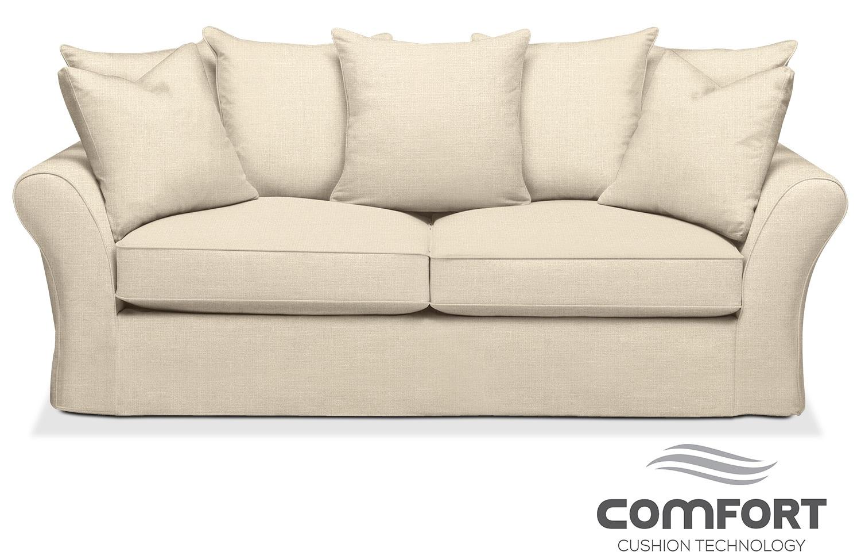 Living Room Furniture - Allison Comfort Sofa