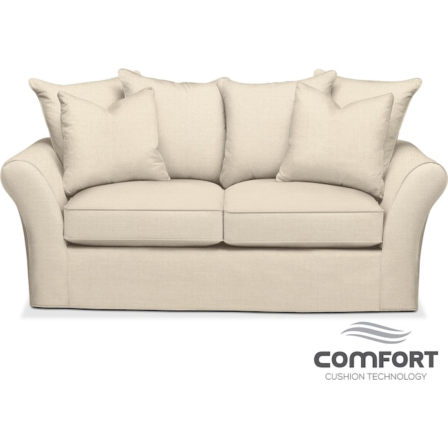 Living Room Furniture - Allison Apartment Sofa