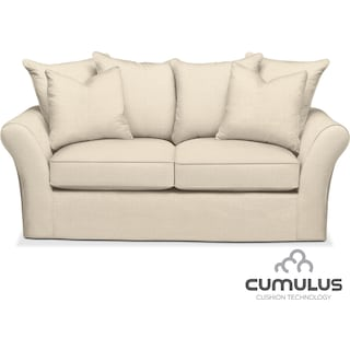 Allison Cumulus Apartment Sofa - Anders Cloud