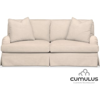 Campbell Cumulus Apartment Sofa - Buff