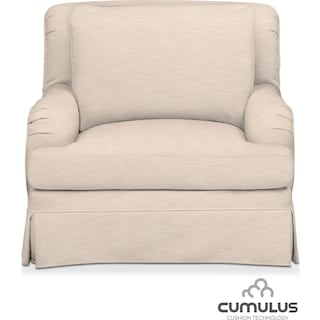 Campbell Cumulus Chair - Buff
