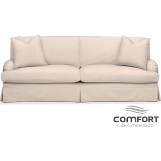 Campbell Comfort Sofa - Dudley Buff