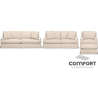 The Campbell Comfort Collection - Buff