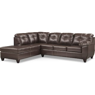 Ricardo 2-Piece Sleeper Sectional with Chaise