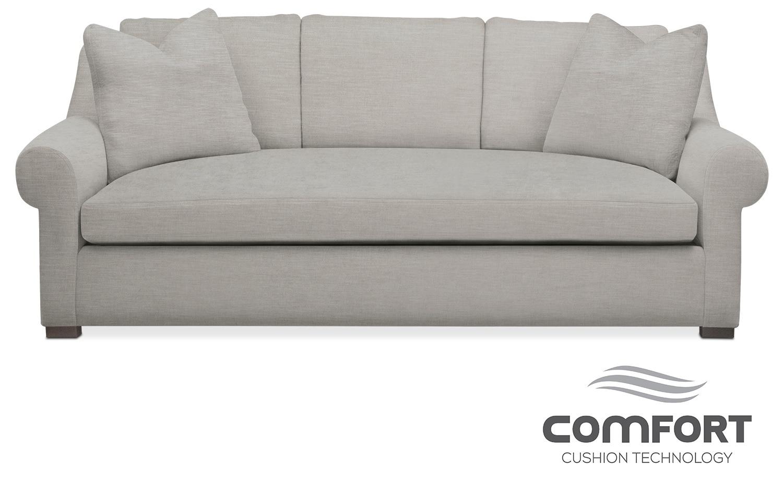 Living Room Furniture - Asher Comfort Sofa