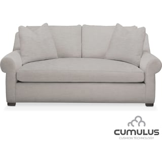 Asher Cumulus Apartment Sofa - Dudley Gray