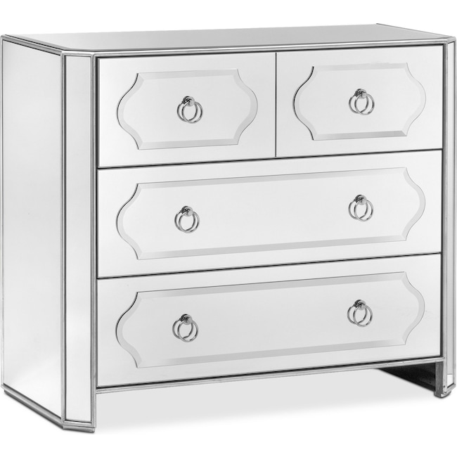 Accent and Occasional Furniture - Harlow Small Chest