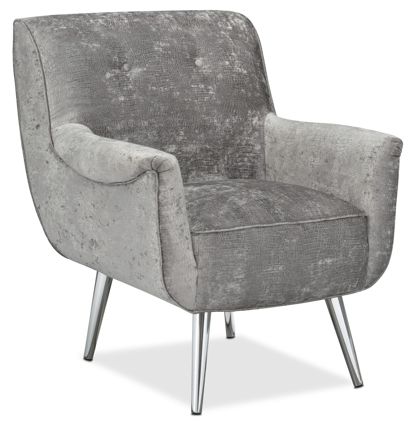 Moda Accent Chair Charcoal