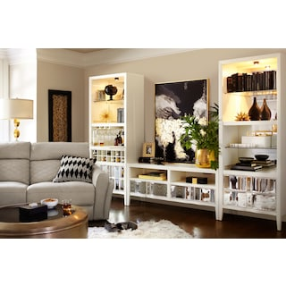 The Bellagio Collection - White