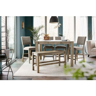 The Tribeca Counter-Height Dining Collection