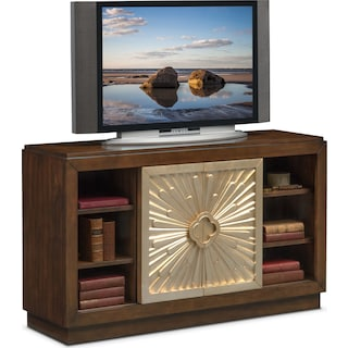 "Conley 54"" TV Stand - Cherry"
