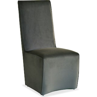 Simona Side Chair - Gray