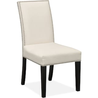 Irvine Side Chair - Ivory