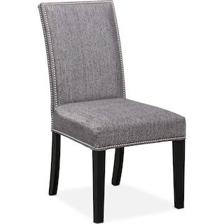 Irvine Side Chair - Graphite