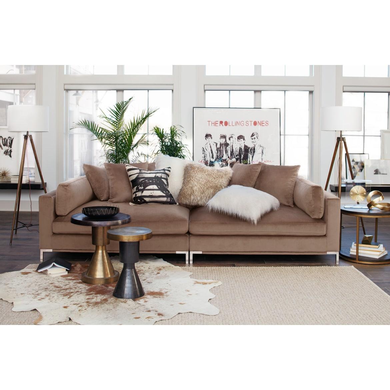 Moda 2 Piece Sofa American Signature Furniture