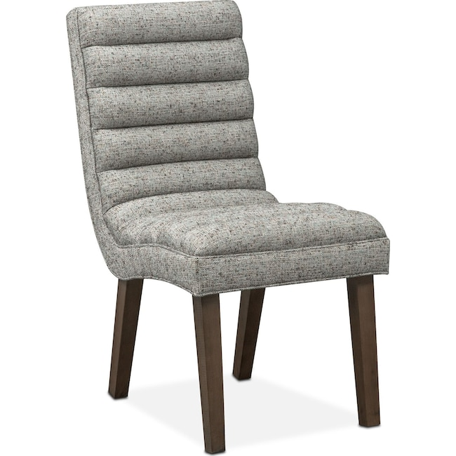 Dining Room Furniture - Ace Side Chair - Blue