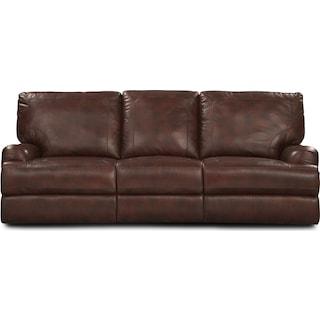 Kingsway Sofa - Brown