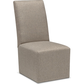 Lathan Side Chair - Moss