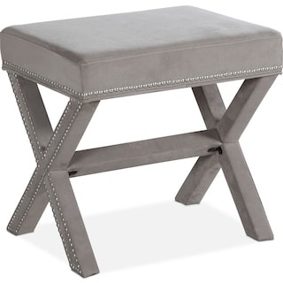 Lola Bench - Taupe