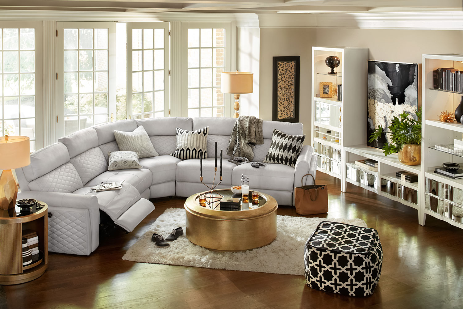 The Catalina Collection - Ivory