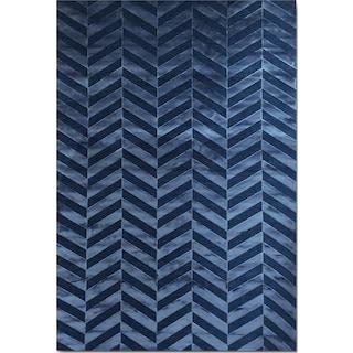 Napa 5' x 8' Rug - Blue