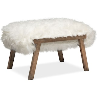 Andy Bench - White