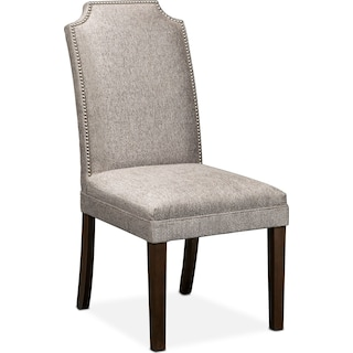 Ariana Side Chair - Gray