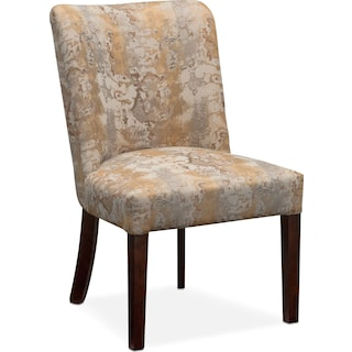 Emporia Side Chair - Gold