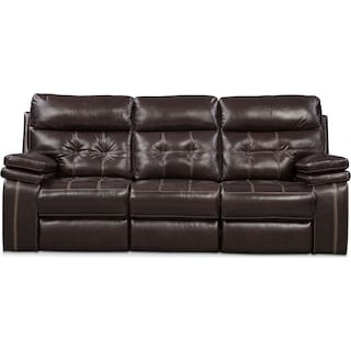 Brisco Sofa - Brown