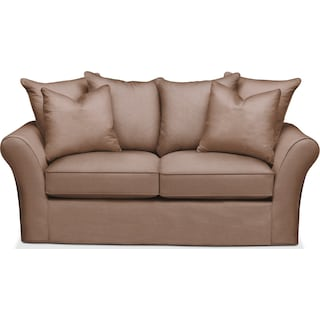 Allison Apartment Sofa- Cumulus in Abington TW Antler