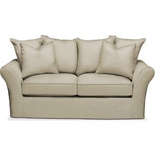 Allison Apartment Sofa- Cumulus in Abington TW Barley