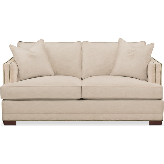 Living Room Furniture - Arden Apartment Sofa- Cumulus in Dudley Buff