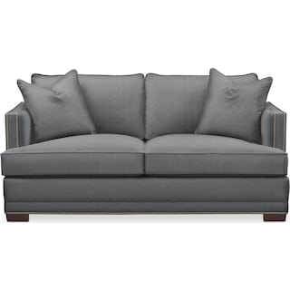 Arden Apartment Sofa- Cumulus in Curious Charcoal