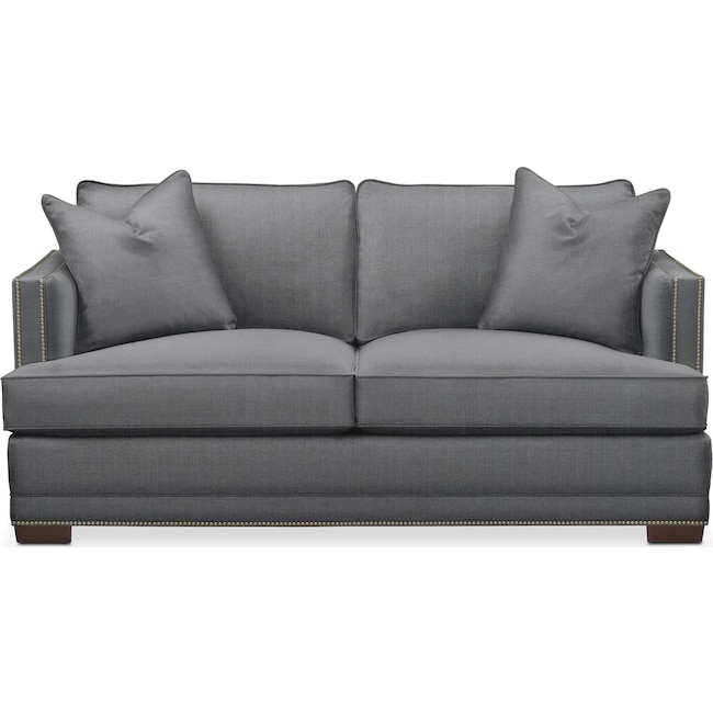 Living Room Furniture - Arden Apartment Sofa- Cumulus in Curious Charcoal