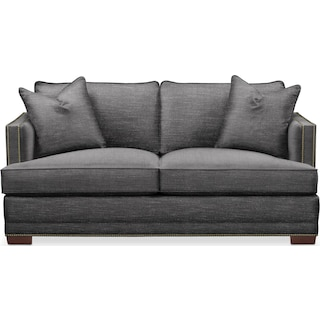 Arden Apartment Sofa- Cumulus in Milford II Charcoal