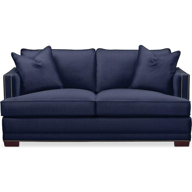 Living Room Furniture - Arden Apartment Sofa- Cumulus in Oakley III Ink