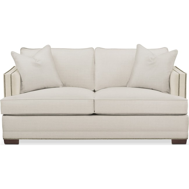 Living Room Furniture - Arden Apartment Sofa- Cumulus in Victory Ivory