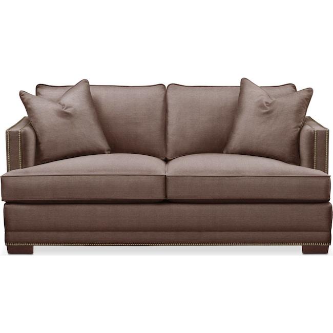 Living Room Furniture - Arden Apartment Sofa- Cumulus in Oakley III Java