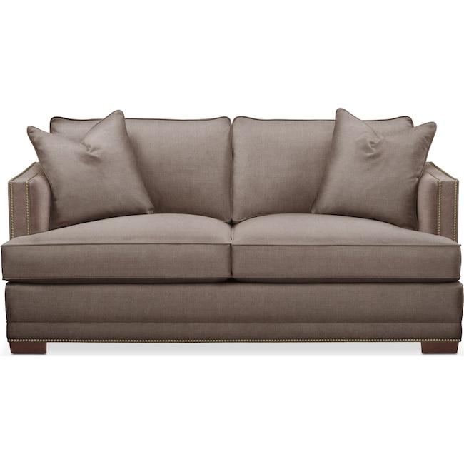 Living Room Furniture - Arden Apartment Sofa- Cumulus in Hugo Mocha