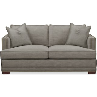 Arden Apartment Sofa- Cumulus in Victory Smoke